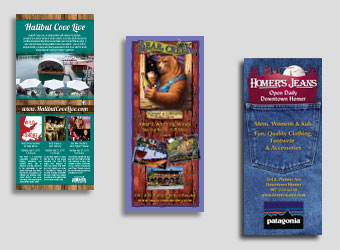 Rack Cards by Printworks Alaska